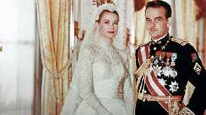 News video: 8 Things You Didn't Know About Grace Kelly's Wedding