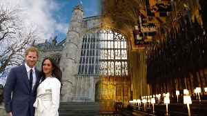 News video: Tour the Chapel Where Prince Harry Will Marry Meghan Markle