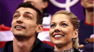 News video: Here's The Low-Down On The Knierims, An Adorable Olympic Skating Pair