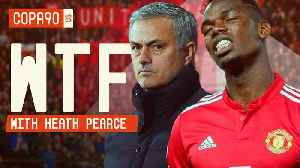 News video: Who lasts longer at Manchester United: Pogba or Mourinho? | Walk Talk Football