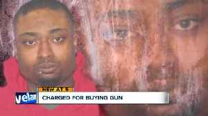 News video: Warrensville Heights man charged with buying gun used to shoot, kill two Westerville police officers