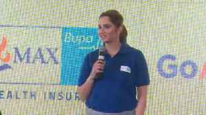 News video: Injury Is Frustrating Says- Sania Mirza