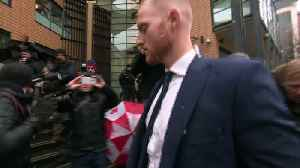 News video: Ben Stokes to face crown court trial over alleged fight