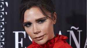 News video: Victoria Beckham Embraces Family at NYFW