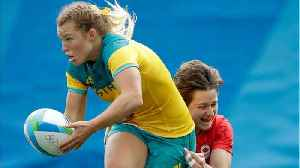 Australian Women's Rugby Team Paving The Way For Gender Pay Parity [Video]
