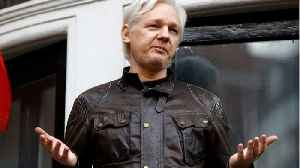 News video: Assange Challenges Arrest Warrant in London from Embassy
