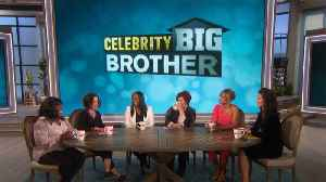 News video: The Talk - Keshia Knight Pulliam on 'Celebrity Big Brother' Departure and Who She Thinks Will Win