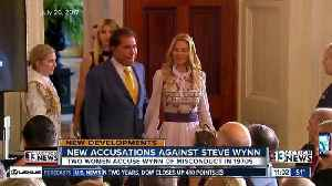 News video: Two women accuse Steve Wynn of sexual misconduct in the 1970's