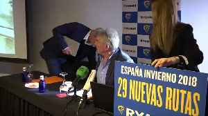 News video: Ryanair makes pay offer as union deals prove elusive