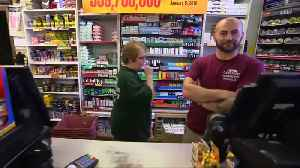 News video: New Hampshire Powerball winner wants to remain anonymous