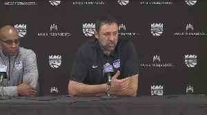 News video: Vlade Divac: Hill Trade All About Developing Young Players