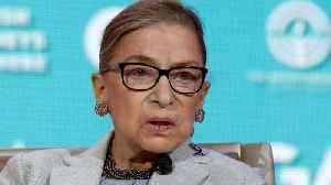 News video: Ginsburg Say #MeToo Should Go Further
