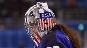 News video: IOC: US Women's Hockey Masks Can Have Statue of Liberty