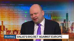 News video: Why Is Ray Dalio Betting Against Europe?