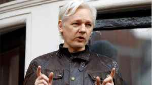 News video: Assange Loses Bid To Overturn Arrest Warrant