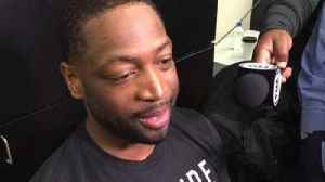 News video: Dwyane Wade on adjustments including at point guard