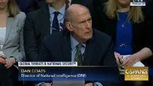 News video: The Director Of National Intelligence Says The United States Is Under Cyber Attack