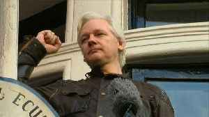 News video: UK judge refuses to stop legal action against WikiLeaks' Assange