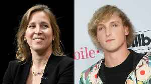 News video: YouTube CEO Explains Why Logan Paul HASN'T Been Banned Just Yet