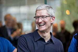 News video: Tim Cook Promises Apple Will Make Big Moves in Healthcare