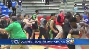 News video: 2 Years Probation For North Texas High Schools Involved In Basketball Brawl