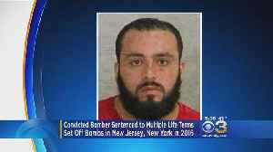 News video: Bomber gets life in prison for New York, New Jersey attacks
