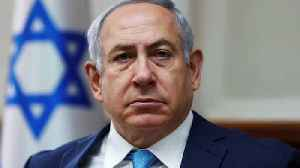 News video: Israeli police recommend bribery charges against Netanyahu