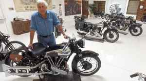 News video: Jay Leno's Brough Superior motorcycle collection