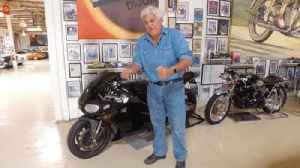 News video: Jay Leno's motorcycle collection