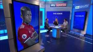 News video: What do Manchester United do with Pogba?