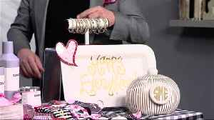News video: Peggy's Gifts & Accessories - Last Minute Gift Ideas