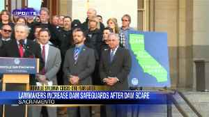 News video: California state assembly passed bill 1 year after Oroville