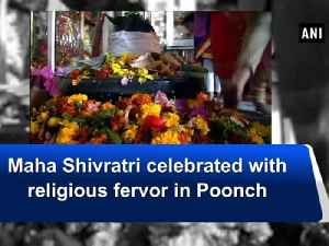 News video: Maha Shivratri celebrated with religious fervor in Poonch