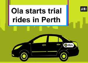 News video: Ola starts trial rides in Perth
