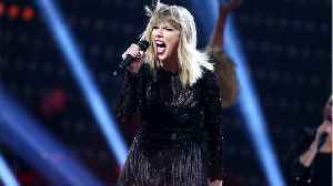 News video: Taylor Swift Copyright Lawsuit Thrown Out Of Court
