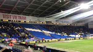 News video: Cardiff City win 2-0 to Bolton