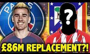 News video: Atletico To Replace Antoine Griezmann With Real Madrid's Top Target?! | Transfer Talk