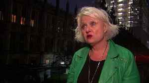 News video: Shock as rough sleeper dies yards from Parliament entrance