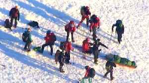 News video: Climber's Ax Couldn't Stop His Deadly 700 Foot Fall From Mount Hood