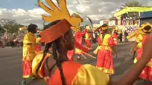 News video: Haiti gets into the Carnival groove