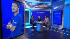News video: 'Hazard one of the greats'