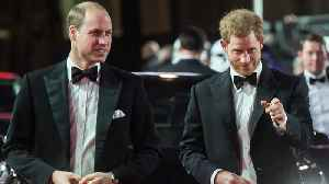 News video: Prince William and Prince Harry Have The Most Heartwarming Sibling Bond