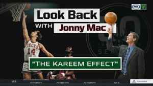 News video: Look Back with Jonny Mac: The Kareem Effect