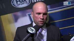 News video: Yeo: Blues maybe 'overthinking' goalie interference challenges now