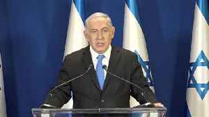 News video: Israeli police recommend 'corruption charges' for PM Netanyahu