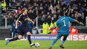News video: Harry Kane Helps Tottenham Fight Back Against Juventus After Disastrous Start