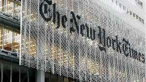 News video: New York Times Hires And Fires Opinion Writer Within Hours