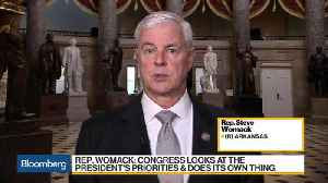News video: Rep. Womack Says The U.S. Fiscal Glide Path Is Not Sustainable