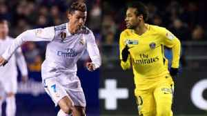 News video: Cristiano Ronaldo vs Neymar: Two of the best, face to face