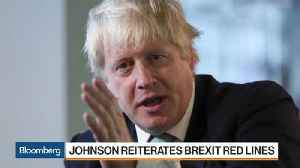 News video: Boris Johnson on a Second Brexit: Let's Not Go There